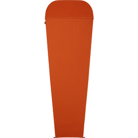 Mountain Equipment Groundup Liner Normal, paprika